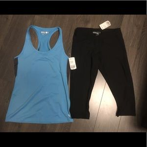 Forever 21 Athletic Set